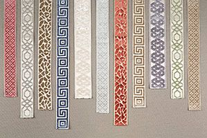 Cowtan & Tout decorative trim
