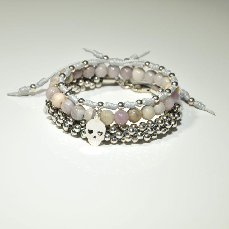 Beautiful set of bracelets