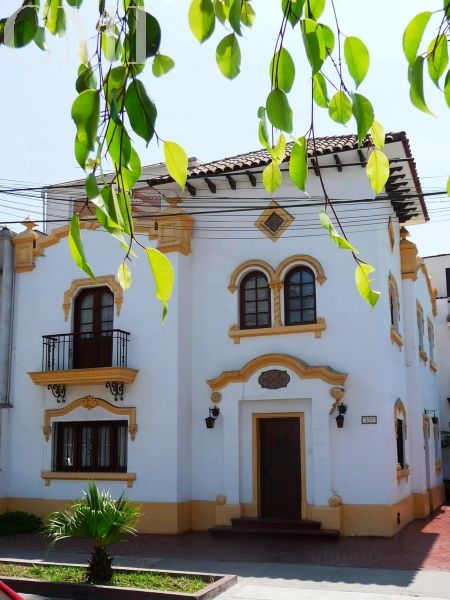 Stand-alone house, security system? House for rent in Lima Peru, Miraflores