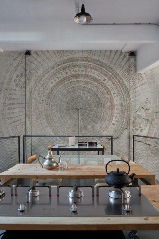 MANDALA By Wall&decò design Lorenzo De Grandis