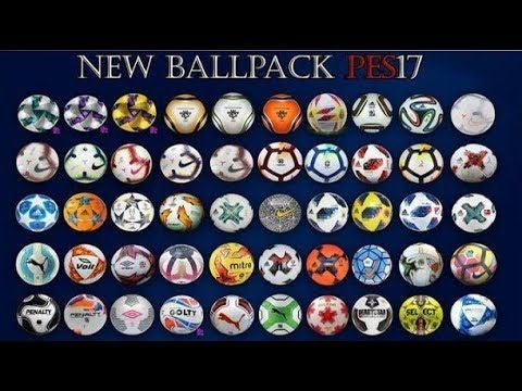 New Ball Pack 2018-2019 by LPE [download & install] | PES