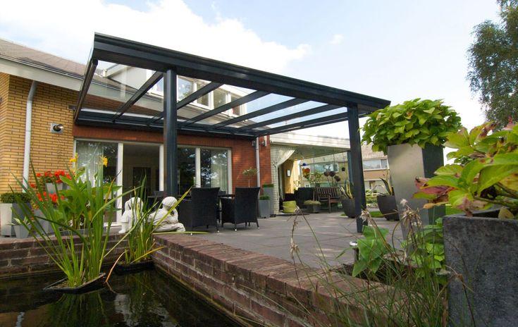 25 beste idee n over terrasoverkapping op pinterest for Wat kost een veranda