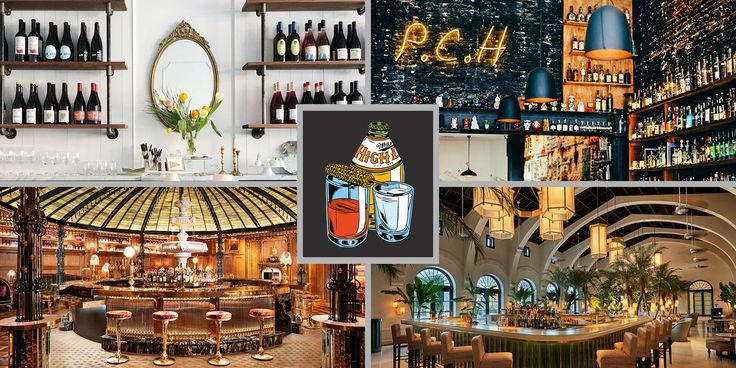 Best Bars in America, 2019   Cool bars, Esquire, Cocktails