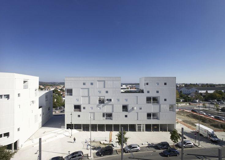 Galería de carré lumière lan architecture 3 viva lastep upapartments