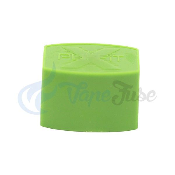PUFFiT X Portable Vaporizer Magnetic Cap Green