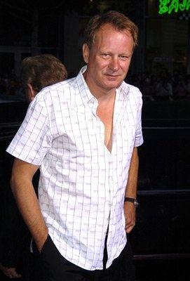 I know, I know! He's Danish, not Icelandic, but Stellan Skarsgård is totally Kjartan from LETTING THE BODY LEAD.