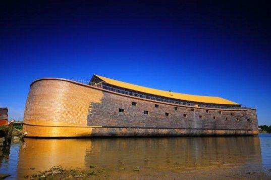 Dutchman Builds Life-Size Noah's Ark And Opens Its Doors To The Public | Inhabitat - Sustainable Design Innovation, Eco Architecture, Green Building