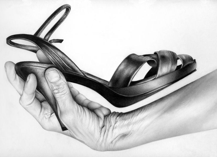Cath riley hands shoe and hand 1