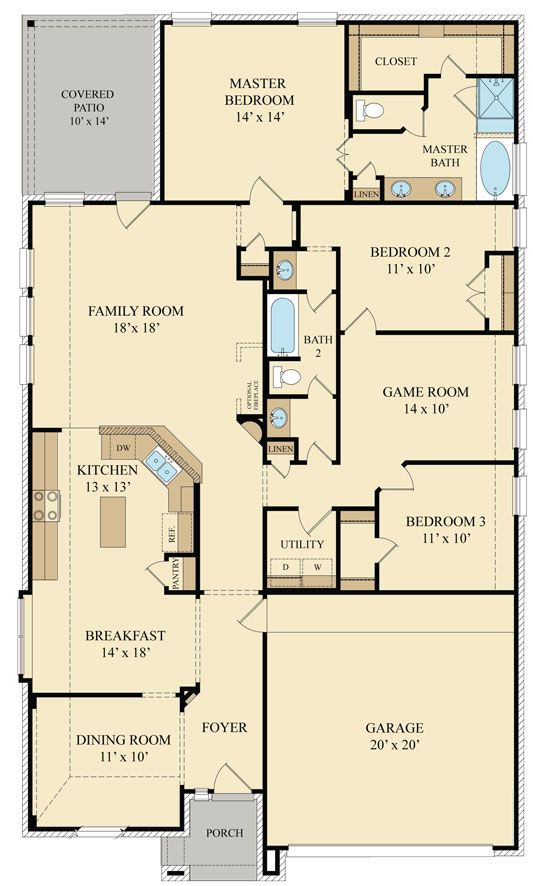 charming house plans houston #5: My new house in Houston.