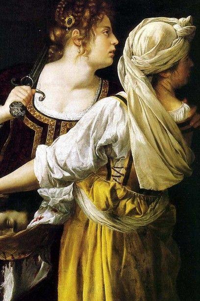"""""""Judith y su doncella"""" (ca. 1618)"""