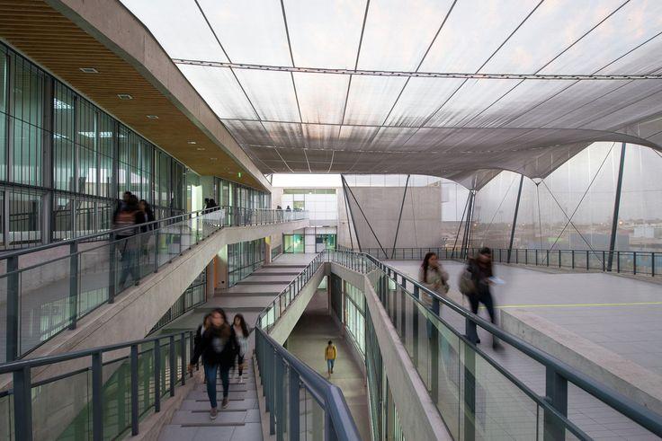 Gallery of Physics Department Building / Marsino Arquitectura - 9