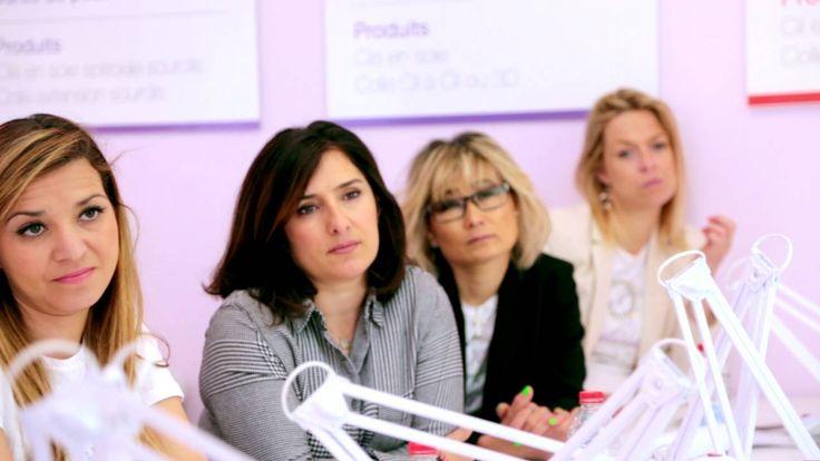Interview d'Olga Zubko sur la formation Kalinka