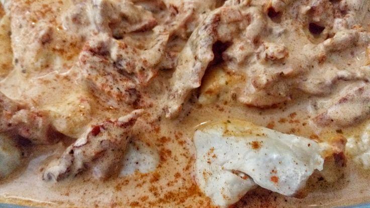 Deze kip uit de oven is werkelijk waar weer een toppertje al zeg ik het zelf. Lekker uit de oven of in de airfryer. Ik heb van te voren wel eerst de kip gebakken ( in de airfryer) Maar even in de pan voorbakken kan ook. De saus giet jeRead More →