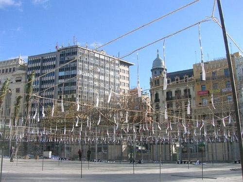 Mascletà del día 8 de marzo de 2013 a cargo de Pirotecnia Martí de Burriana (Castellón) | Escaparate Valenciano