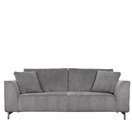 4800 Sofa 3-osobowa szara Dragon
