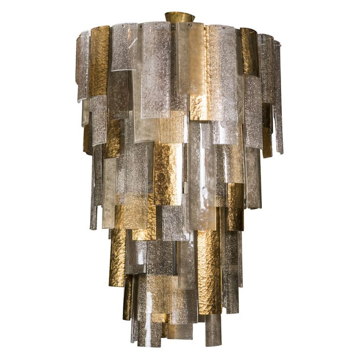 Murano Glass Chandelier. Funky LightingCeiling ...