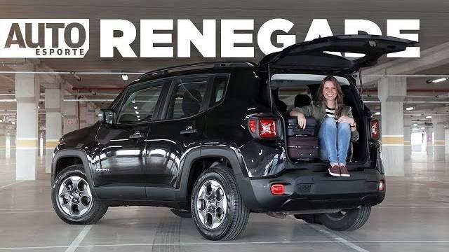 Icymi Autoesporte Acabou De Enviar Um Video Jeep Renegade Jeep