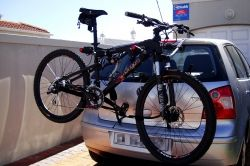 In my student days I owned a few smaller hatchback cars. As a bike rider, I know the frustration of trying to transport my bike in the trunk of...