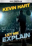 """KEVIN HART: LET ME EXPLAIN captures the laughter, energy and mayhem from Hart's 2012 """"Let Me Explain"""" concert tour, which spanned 10 countries and 80 cities, and generated over $32 million in ticket sales."""