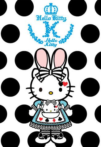 Alice in Wonderland: Hello Kitty