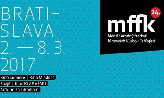 Al via da oggi a Bratislava il Febiofest, festival del cinema internazionale