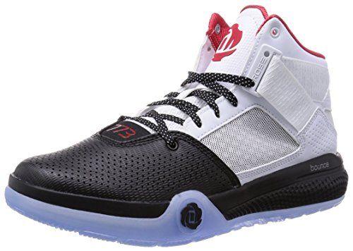 adidas Herren Basketballschuhe D Rose 773 IV ftwr white/scarlet/core black 39 1/3 - http://on-line-kaufen.de/adidas/uk-6-39-1-3-adidas-derrick-rose-773-iv-herren