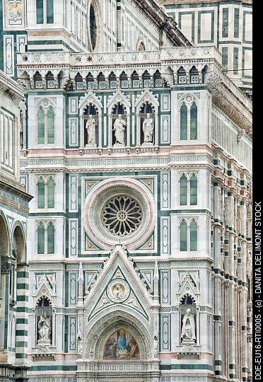 Beautiful colors of the Duomo, Florence: Basilica, Mary, Florence Italy, In Santa, Santa Maria, Flower