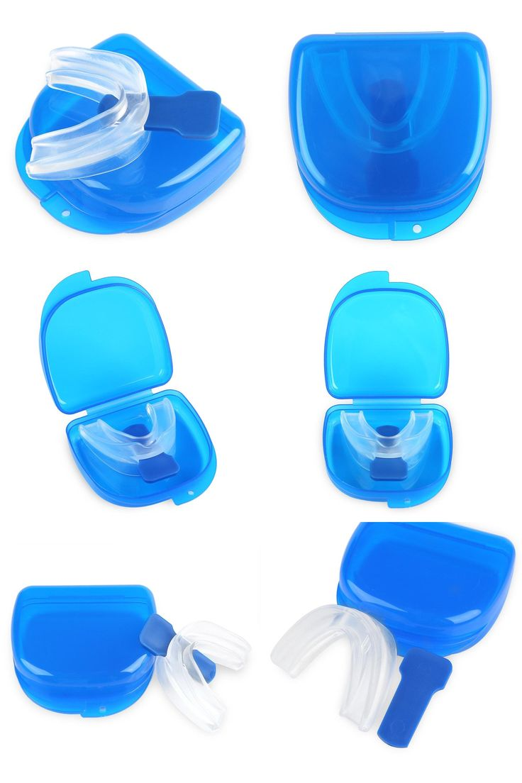 [Visit to Buy] Health Care Anti-snoring Bruxism Plasticity Tray Sleeping Aid Mouthguard Utility Tooth Orthodontic Appliance New Arrival #Advertisement