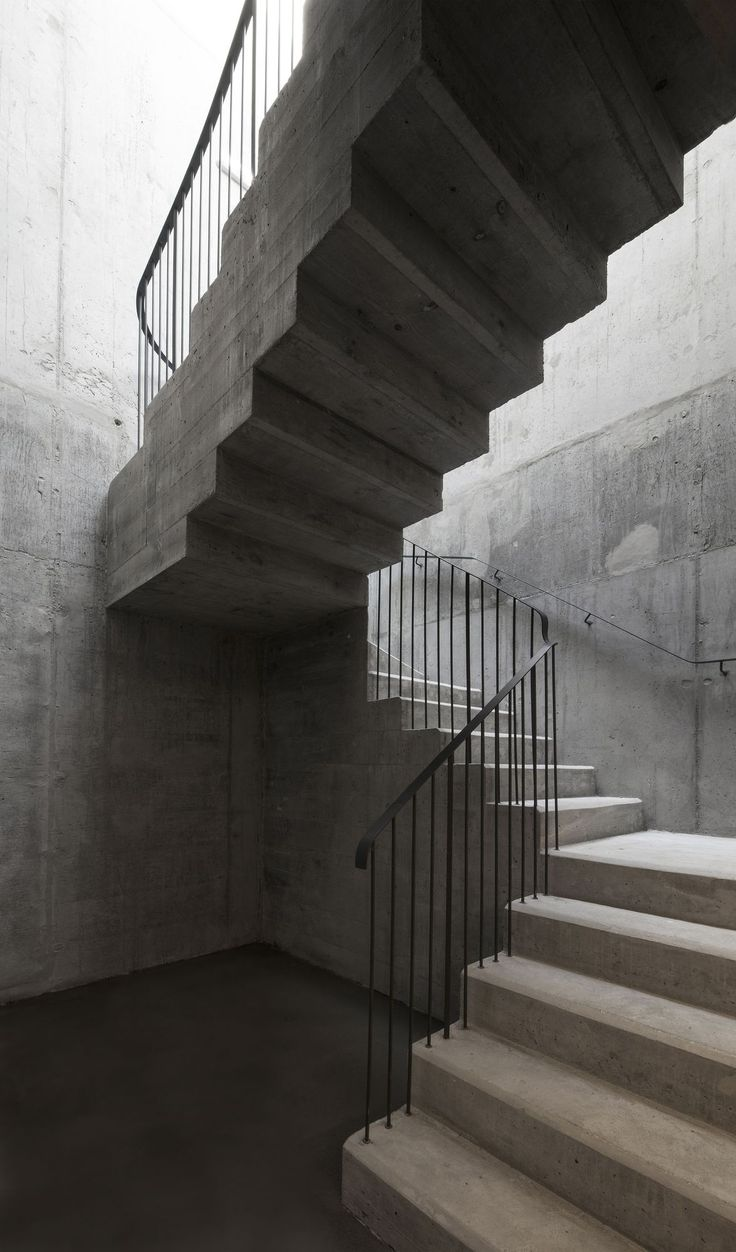 die besten 17 bilder zu staircases auf pinterest | villas, le, Innenarchitektur ideen