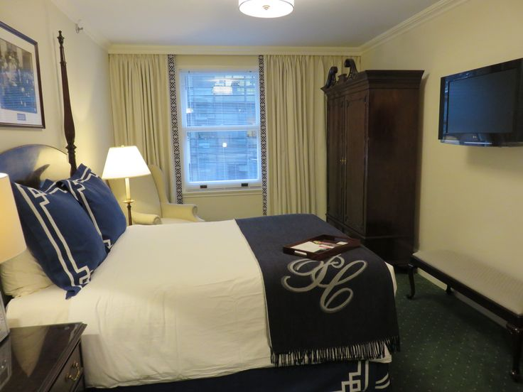 New guest rooms
