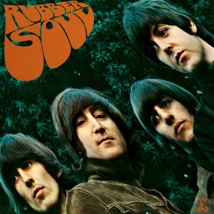 "The Beatles, ""Rubber Soul"" (1965)"