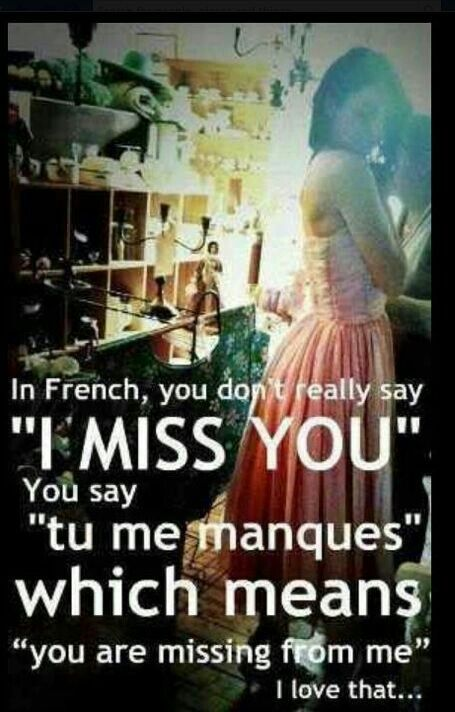 Words in French #quotes of France #lovethis!