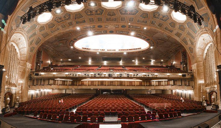 detroit opera house | AFTER RENOVATION | Detroit Art ...