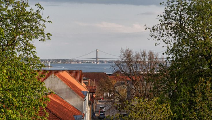 View over the Little Belt (Lillebælt) - Fredericia, Denmark | Flickr - Photo Sharing!