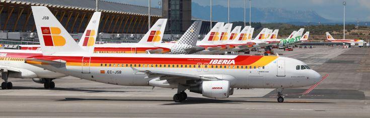 Iberia suspende los vuelos a Guinea Ecuatorial por falta de rentabilidad