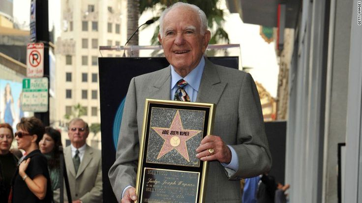 Judge Wapner of 'The People's Court' dead at 97