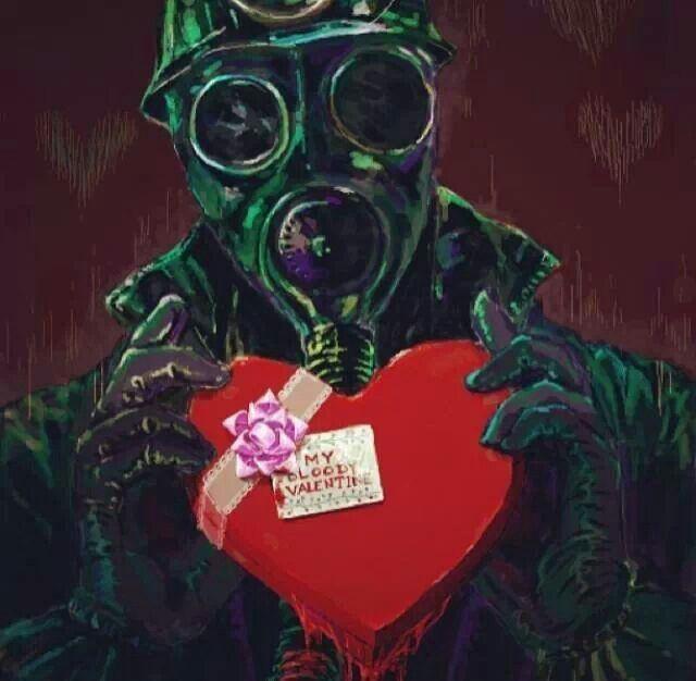 my bloody valentine name origin