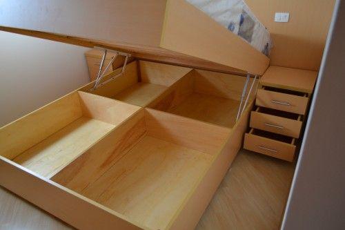 Cama Box de Casal em Marfim