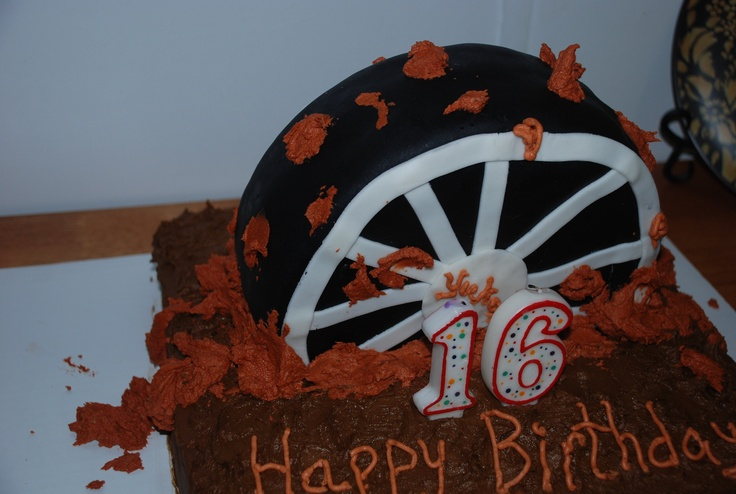 7 Best Images About 16th Birthday Cake Ideas On Pinterest