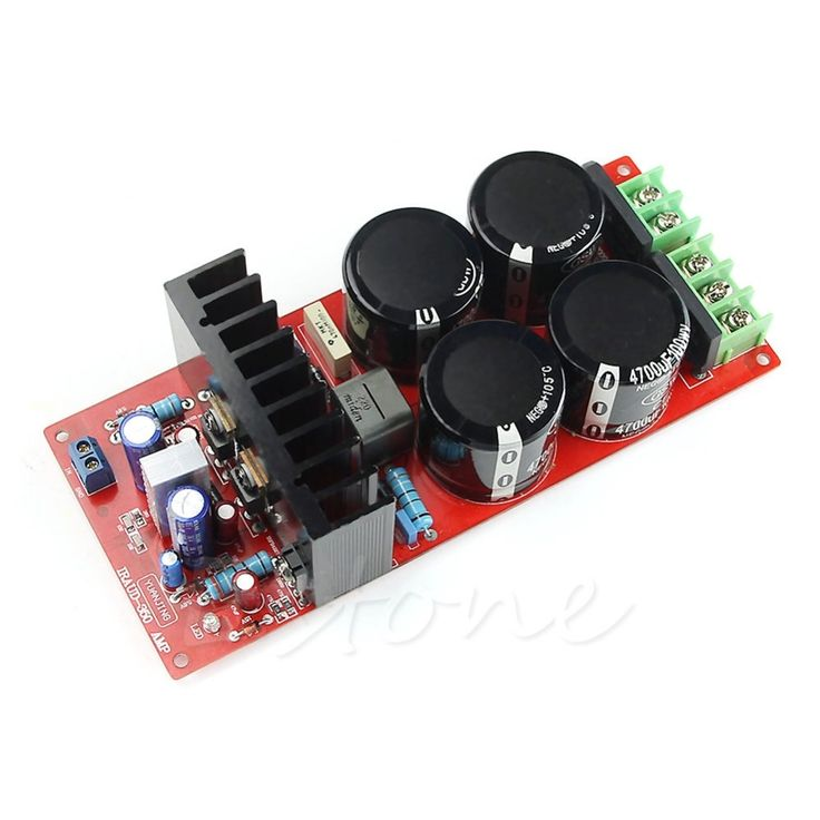 25.8$  Watch here - IRS2092 IRFB23N20D Class D MONO Amplifier Assembled Board 350W 8ohm, 700W 4ohm   #magazineonline