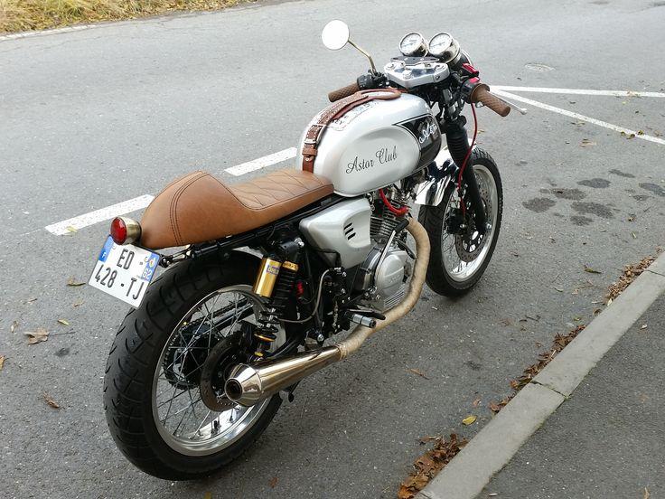 Achat Moto Caf Ef Bf Bd Racer