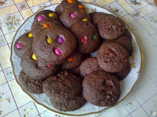 Čoko-kakaové sušenky