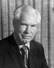 "William Hanna 1977--William Denby ""Bill"" Hanna (July 14, 1910 – March 22, 2001) was an American animator, director, producer, voice actor, and cartoon artist, whose film and television cartoon characters entertained millions of people for much of the 20th century."