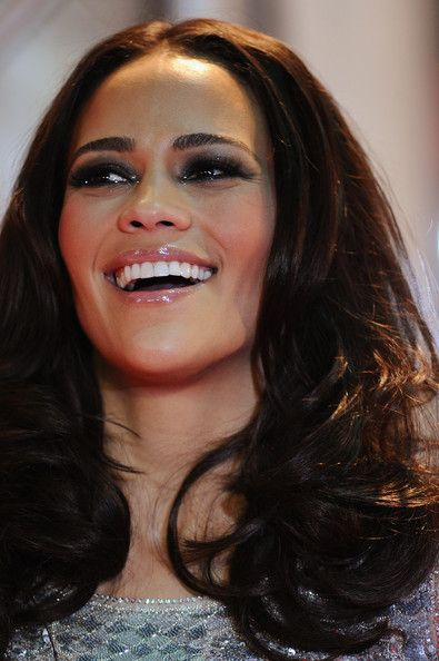Paula Patton Photos Photos - Actress  Paula Patton attends the UK premiere of 'Mission: Impossible Ghost Protocol' at BFI IMAX on December 13, 2011 in London, England. - Mission: Impossible Ghost Protocol - UK Premiere