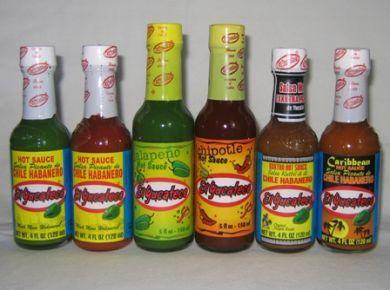El Yucateco 6 Bottle Hot Sauce Gift Set includes  E15, E19, E21, E23, E25, and E17 26oz http://www.the-best-hot-sauce.com/el-yucateco-hot-sauce-gift-set $22.80