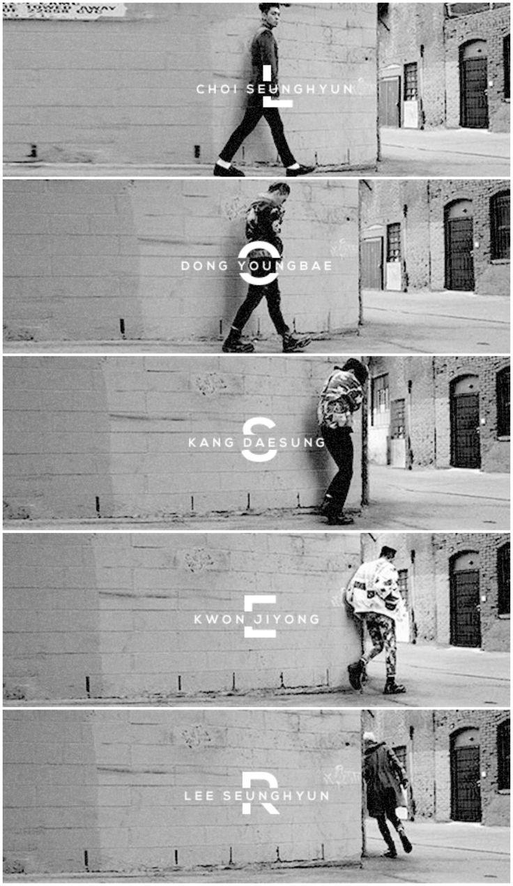 Loser Bigbang Big Bang Pinterest Bts Korean Name And Names