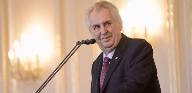 Jimmy V. Macek: Je potřeba říci, že prezident jedná v souladu s většinou národa