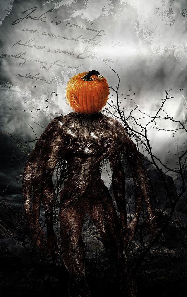 Jake Halloween (Digital Art + Making of) on Behance