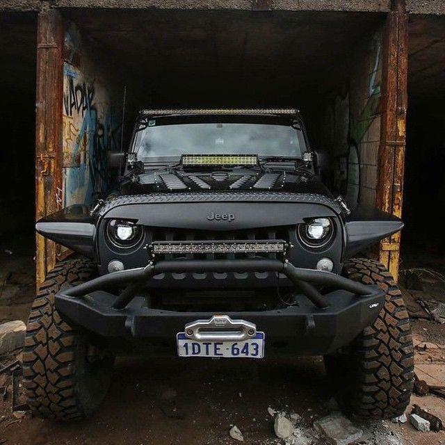 #MeanMuggins www.jeepbeef.com #REPTHEBEST _______ #JeepBeef #jeep by @pierre_lieb