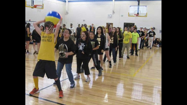 2013 Spring Pep Rally - Fun and Games
